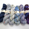 Blueberry Plum - yarn bundle for Fade patterns