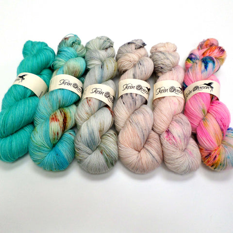 Tink - yarn bundle for Fade patterns
