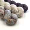 Tweedore Floozy Cardigan yarn bundle - Dreamcloud, Naked and Bucklebury