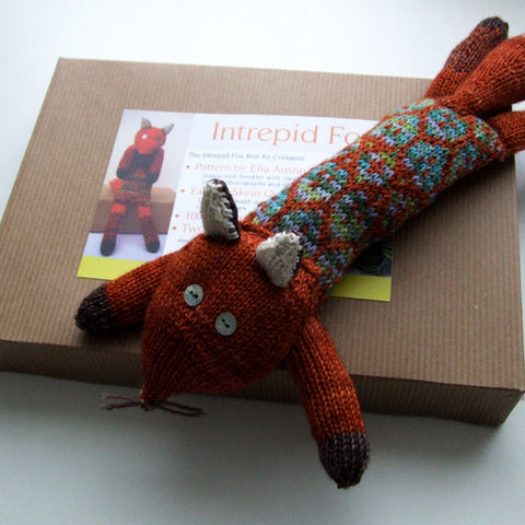 Intrepid Fox kit by Bombella