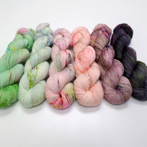 Grand Parade - yarn bundle for Fade patterns