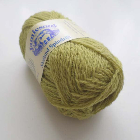 Chartreuse - Jamieson's Shetland Spindrift