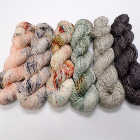 Juneau - yarn bundle for Fade patterns