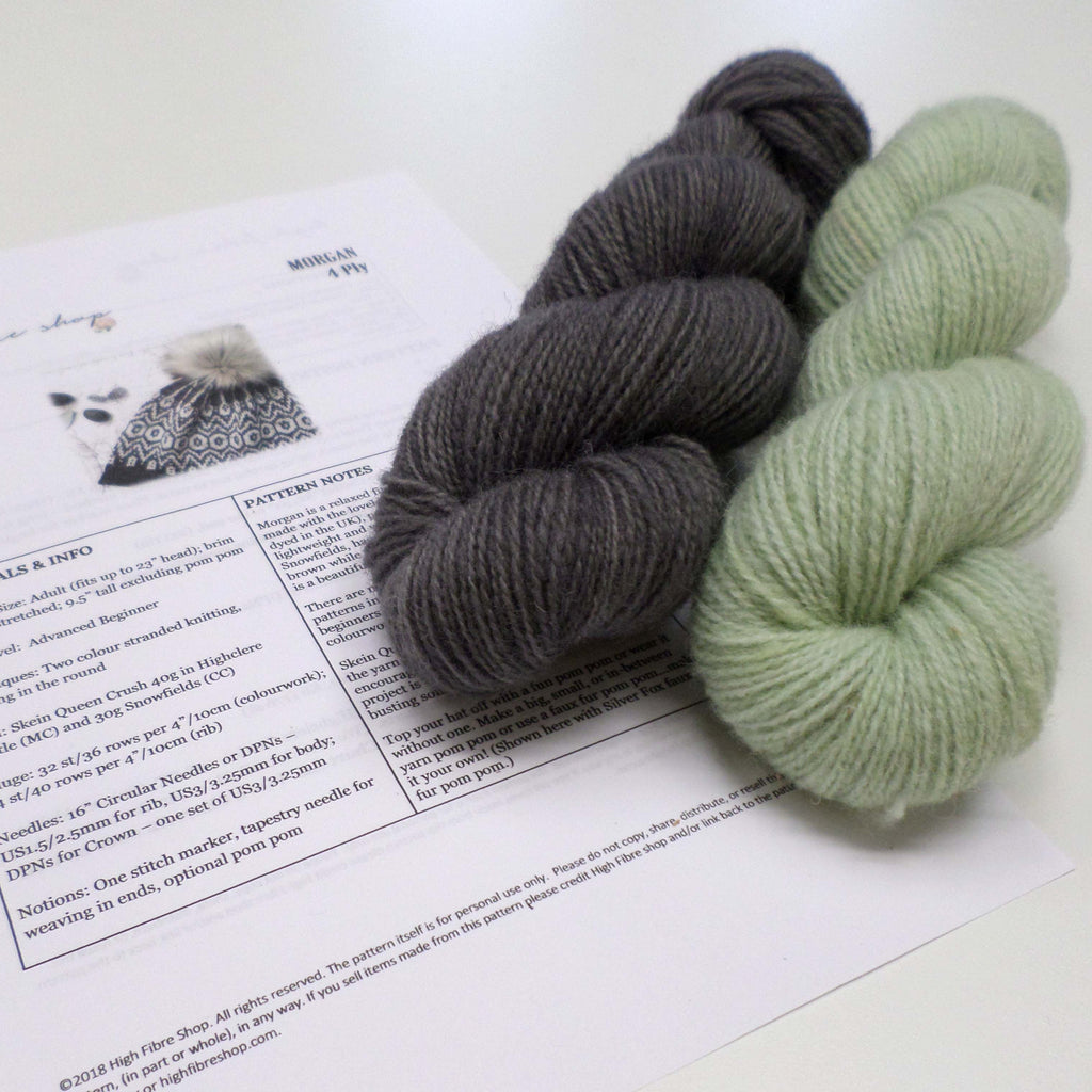 d70b238753f Uist Wool - Morgan Hat kit - Grogarry    Limited Edition    – Skein ...