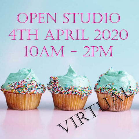 Virtual Open Studio April 2020