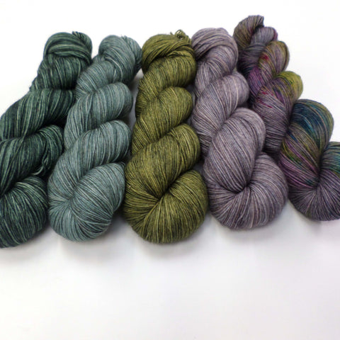 Serpentine - yarn bundle for Fade patterns