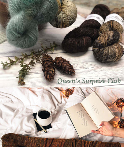Queen's Surprise Club - Winter 19
