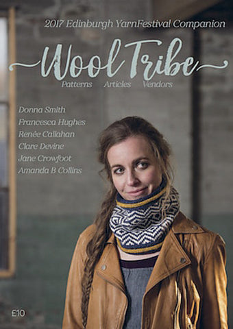 Wool Tribe magazine - 2017