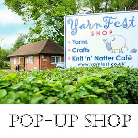 YarnFest Pop-up Shop
