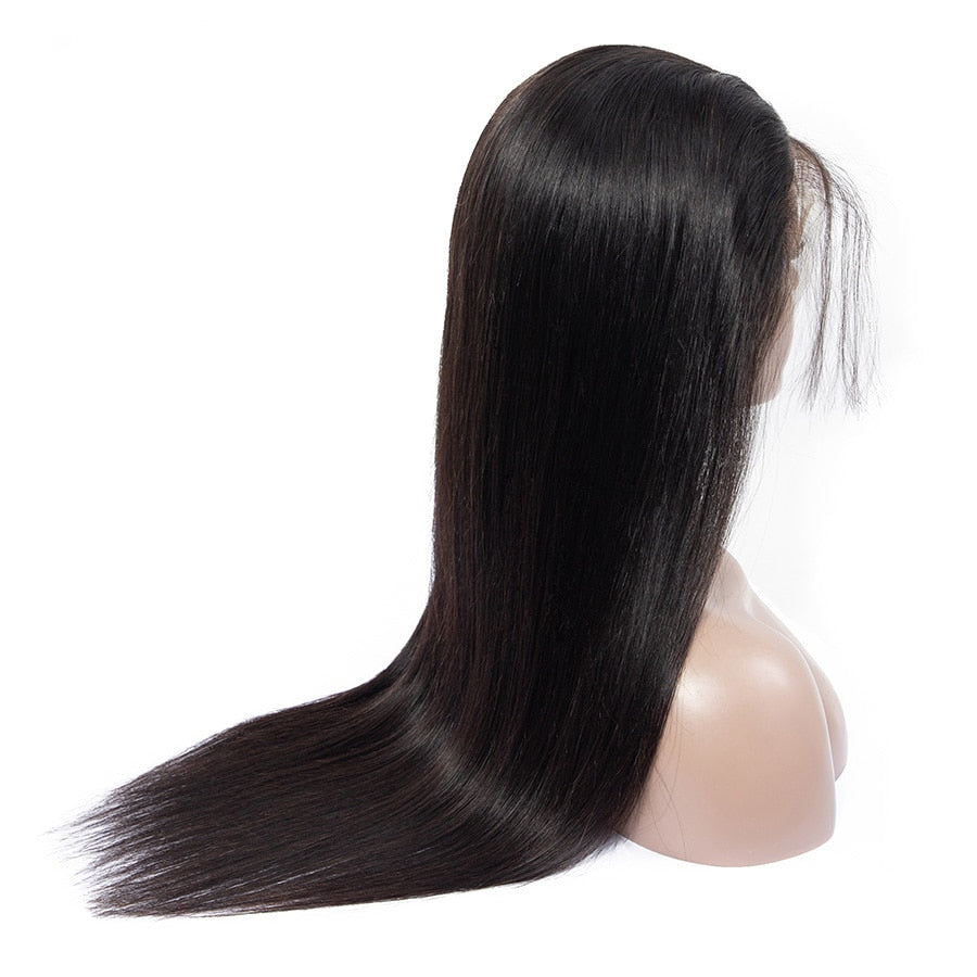 STRAIGHT FRONTAL LACE WIG