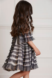 La Vie en Rose Kids Dress - Black