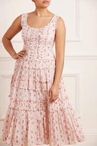 Theresa Bijou Cotton Ballerina Dress