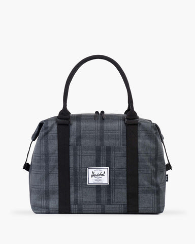 Strand Duffle Plaid/Black