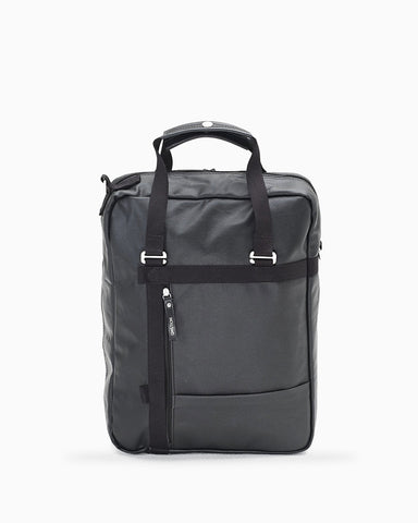 Office Tote Organic Jet Black
