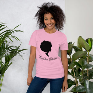 Confident Silhouette T-Shirt - The Confident Silhouette Co