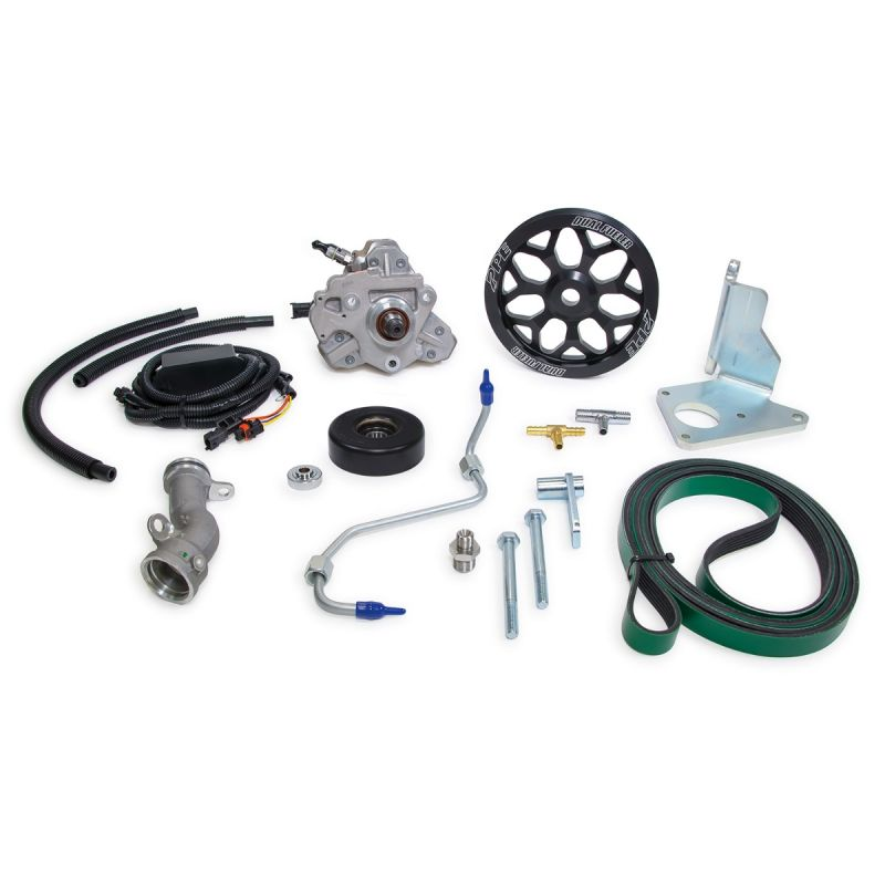 PPE Diesel | Dual Fueler Kit Complete New CP3 Injection Pump | Chevy/GMC Duramax 6.6L (2002-2004)