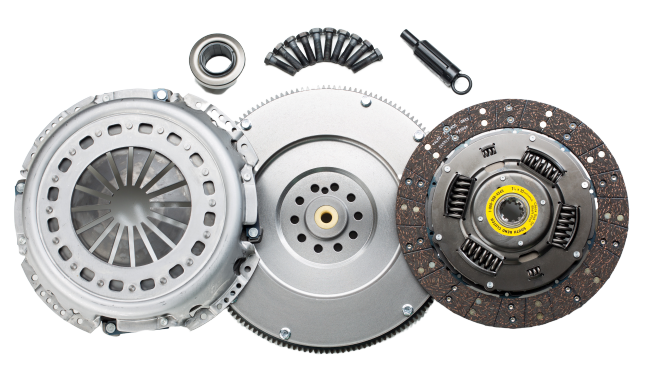 South Bend | Clutch Kit w/ Flywheel 375HP-800TQ | Ford Powerstroke 7.3L (1994-1998) - Rev's Enterprises LLC