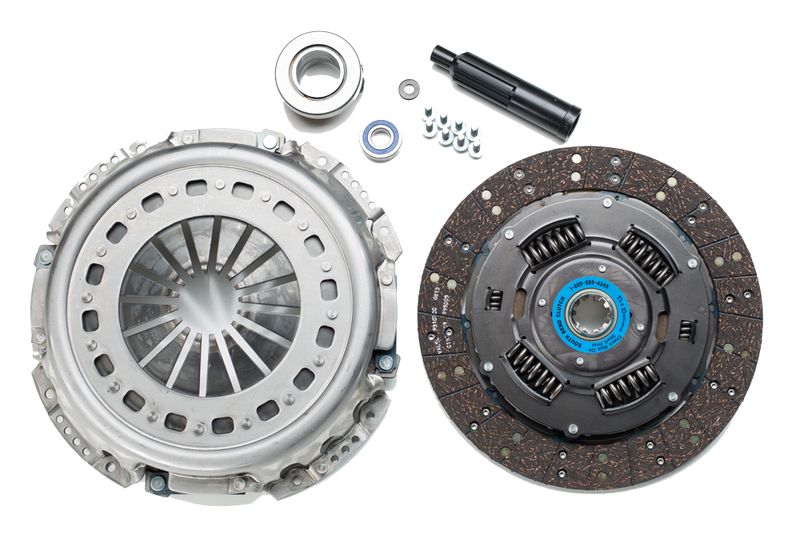 South Bend | Organic Clutch Kit 400HP-750TQ | Dodge/Ram Cummins 5.9L (2000-2005) - Rev's Enterprises LLC