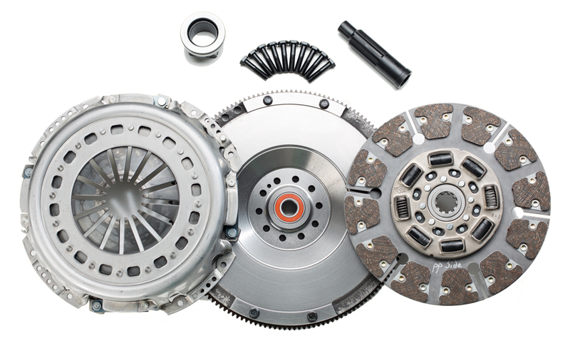 South Bend | Series Clutch Kits 400HP-800TQ | Ford Powerstroke 6.4L (2008-2010) - Rev's Enterprises LLC