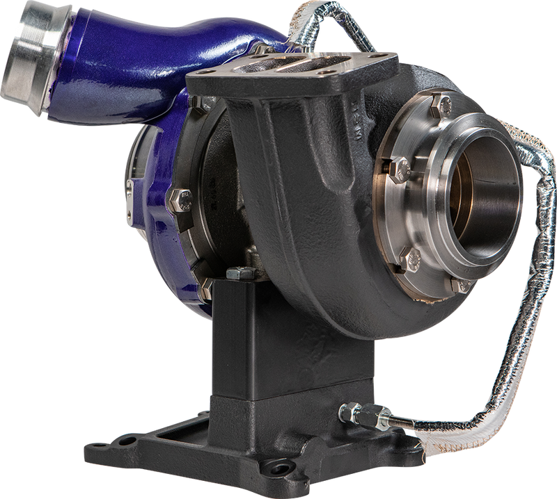 ATS Diesel | Aurora VFR Variable Factory Replacement Stage 2 Compound Turbocharger Kit, 58mm/71mm Billet Compressor Wheel Sizes | Ford Powerstroke 6.4L (2008-2010) - Rev's Enterprises LLC