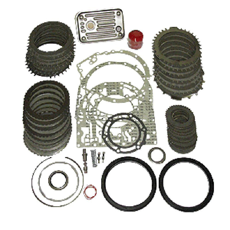 ATS Diesel | LCT1000 5 Speed Stage 7 Rebuild Kit | Chevy/GMC Duramax 6.6L (2004.5-2005) - Rev's Enterprises LLC