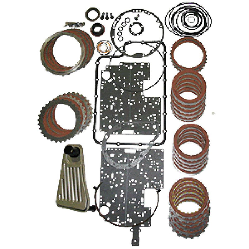 ATS Diesel | Master Transmission Overhaul Kit E4OD | Ford Powerstroke 7.3L (1989-1995) - Rev's Enterprises LLC