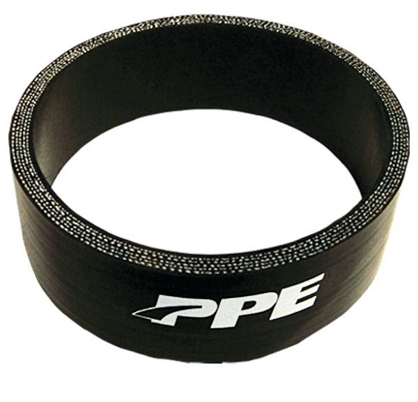 PPE Diesel | 4.0 Inch X 2.5 Inch L 6MM 5-Ply Coupler | Exhaust Hardware