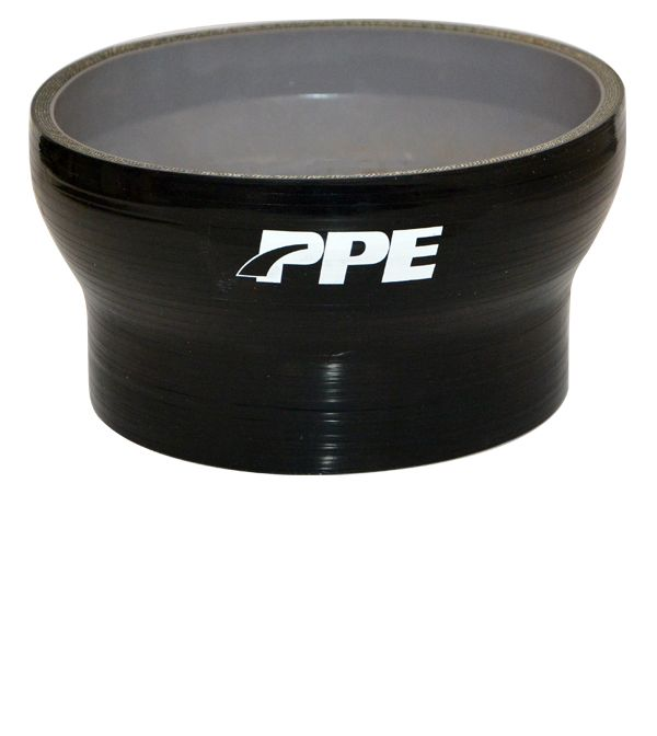 PPE Diesel | 5.5 Inch To 4.5 Inch X 3.0 Inch L 6MM 5-Ply Reducer | Exhaust Hardware