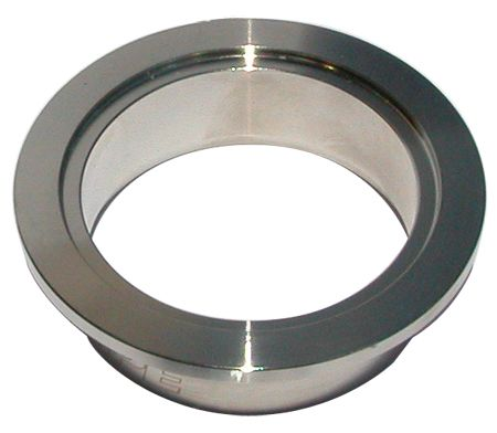 PPE Diesel | 2.0 Inch V Band Flange Exhaust Side F | Exhaust Hardware