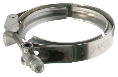 PPE Diesel | 3.0 Inch V Band Clamp Quick Release | Exhaust Hardware