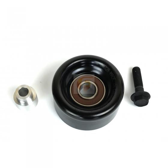 Fleece Performance | Dual Pump Idler Pulley Spacer and Bolt For use with FPE-34022 | Dodge/Ram Cummins