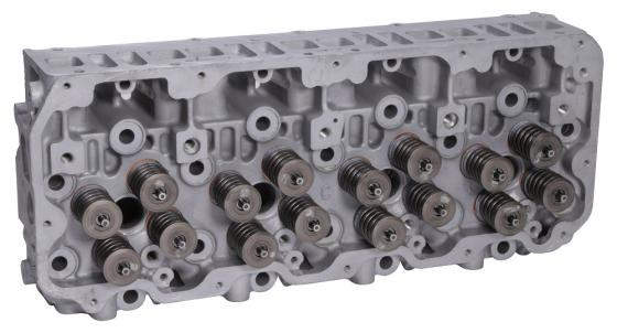 Fleece Performance | Factory LB7 Cylinder Head (Passenger Side) | Chevy/GMC Duramax 6.6L (2001-2004)
