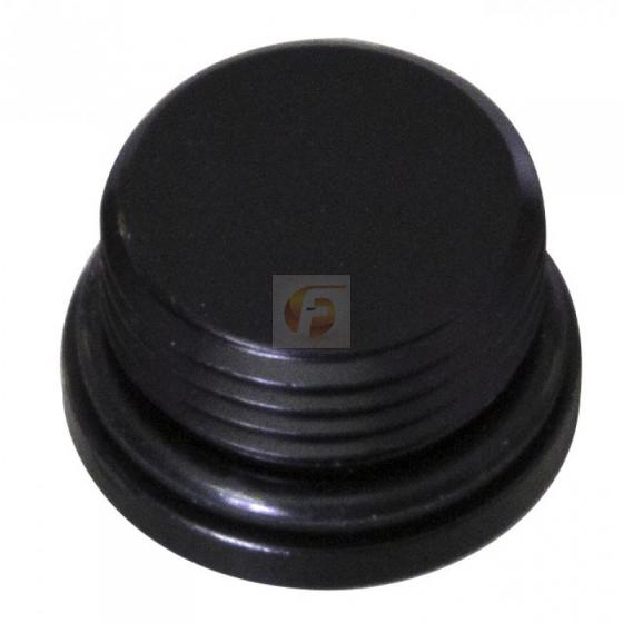 Fleece Performance | 7/16 Inch-20 Hex Socket Plug with O-Ring | Universal