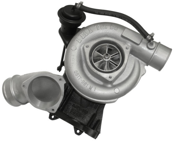 Fleece Performance | 63mm Billet LB7 Cheetah Turbocharger | Chevy/GMC Duramax 6.6L