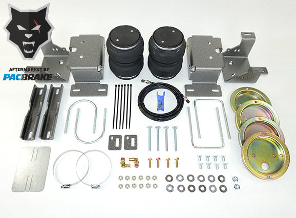 Pacbrake | Air Spring Kit | Chevy/GMC Duramax (2020-up) 2500 3500