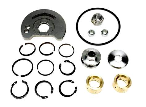 Borg Warner S400-SXE Turbo Rebuild kit with 360 upgraded bearing | Turbocharger Kits