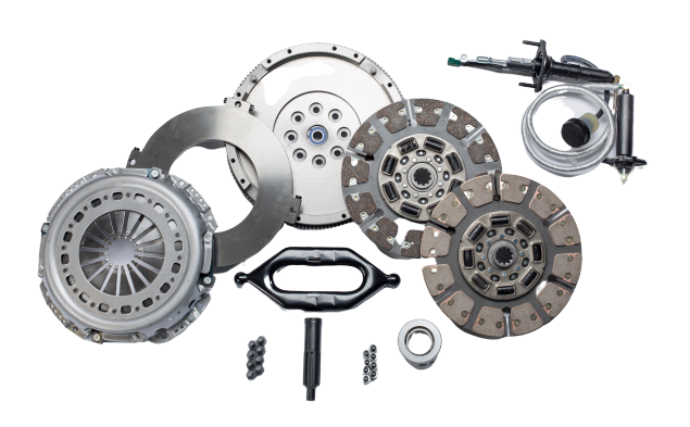 South Bend | Ceramic Disc Clutch Kit 650HP-1300TQ | Dodge/Ram Cummins 5.9L/6.7L (2005-2017) - Rev's Enterprises LLC