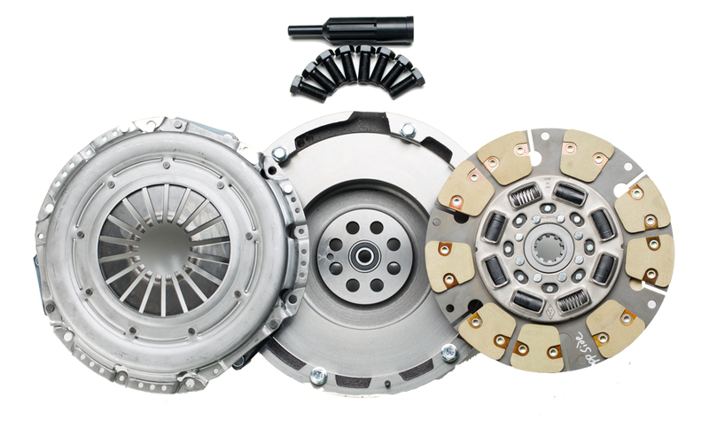 South Bend | Dyna Max Clutch kit 425HP-800TQ | Chevy/GMC Duramax 6.6L (2001-2005) - Rev's Enterprises LLC