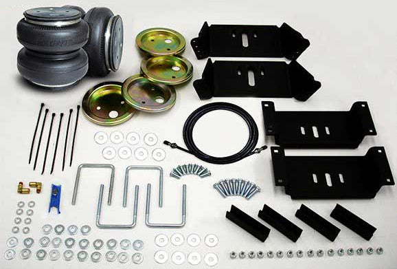 Pacbrake HP10324 | Heavy Duty Rear Air Suspension Kit 2WD/4WD | Ford Powerstroke 6.7L (2012-2020) F-450/F-550