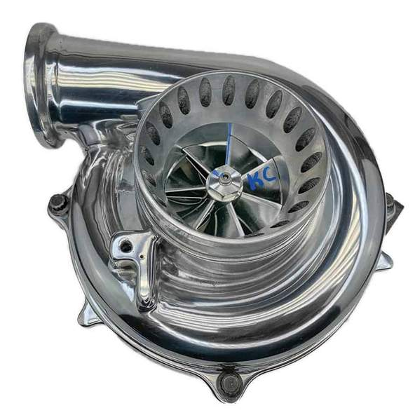 "KC300x Stage 3 -  (66|73 1.0 | 4"" Plastic) POLISHED 