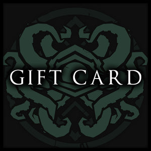 Comet Lord Miniatures Gift Card