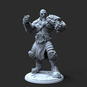 Kargaath, The Goliath Brawler