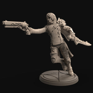 Maxwell, Noble Gunslinger