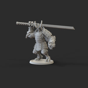 Kurogane, Warforged Juggernaut