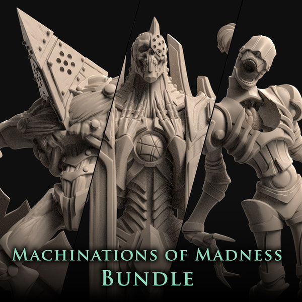 Machinations of Madness Bundle
