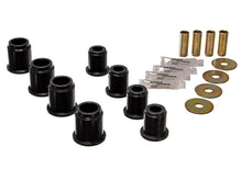 Load image into Gallery viewer, Energy Suspension 6/95-04 Toyota Pick Up 4W (Exc T-100/Tundra) Black Front Control Arm Bushing Set