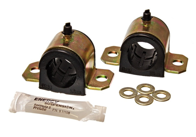 Energy Suspension 93-98 Toyota Supra Black 30mm Front Sway Bar Frame Bushings
