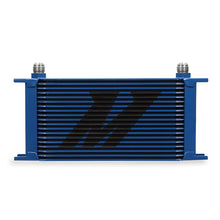 Load image into Gallery viewer, Mishimoto Universal 19 Row Oil Cooler - Blue
