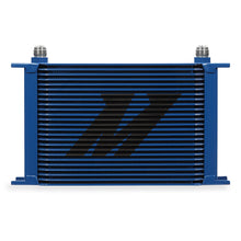 Load image into Gallery viewer, Mishimoto Universal 25 Row Oil Cooler - Blue