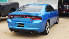 Load image into Gallery viewer, Corsa 15-17 Dodge Charger R/T w/ Pursuit Valance 2.5in Inlet / 4in Outlet Polished Tip Kit
